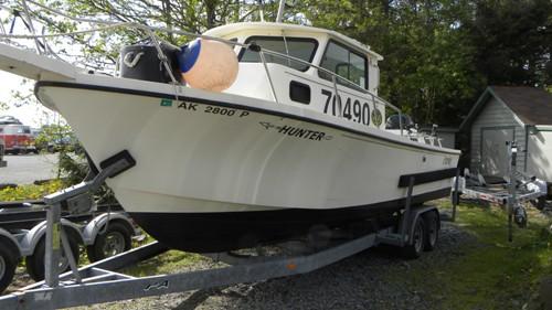 Hunter Boat