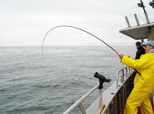 Tight Rod Fisherman Boat