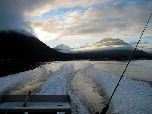 Sitka, Alaska offers countless breathtaking views