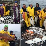 5-31-2016 A super sized Bocaccio Rockfish rounds out a great day of fishing