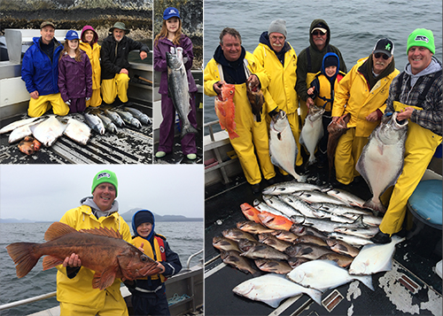 5 31 2016 A super sized Bocaccio Rockfish rounds out a great day of fishing