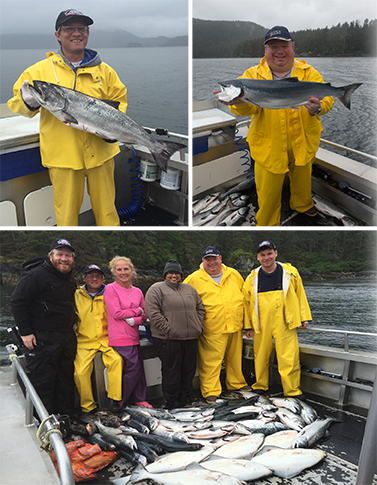7 1 2016 A special Sockeye added to the salmon catch today