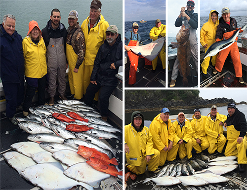 7 29 2016 Keeper catches and big releasers