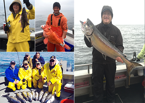 5 31 2015 A round of kings and bottomfish to boot