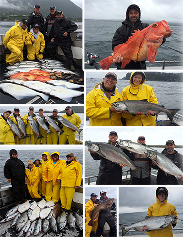 7 26 2015 These groups were made for fishing and thats just what they do