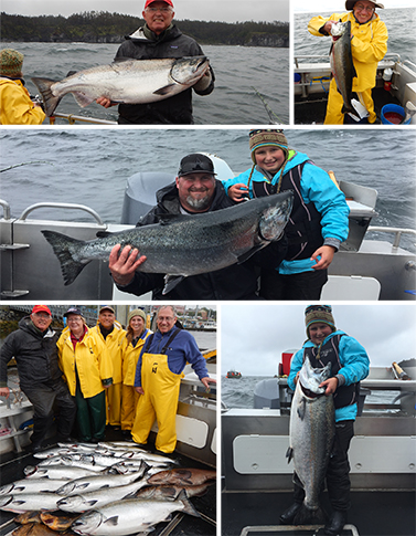 7 29 2015 Slammin king salmon