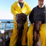 9-2-2016 Resident lingcod non resident slot cod were the catch of the day