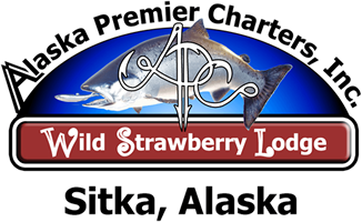 Sitka Alaska Fishing Lodge ~ Wild Strawberry Lodge, Sitka Alaska