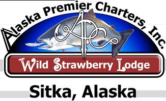 Sitka Alaska Fishing Lodge ~ Wild Strawberry Lodge, Sitka Alaska