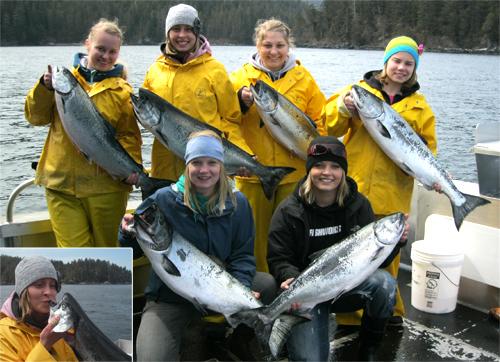 05 16 2011 Girls Fishing Day