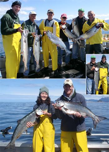 05 24 2011 A sunny salmon slammin day