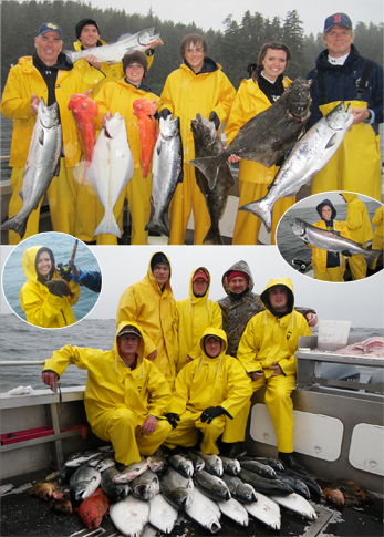 07 27 2011 Cold and wet day does not keep the fishermen away