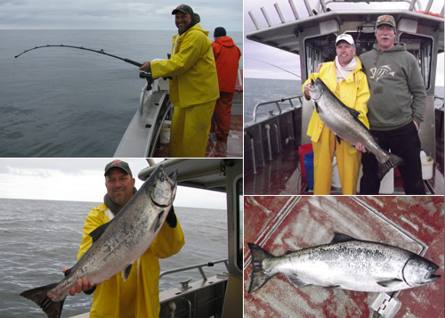 5 18 2012 The day of the King Salmon has arrived