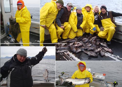 5 19 2012 Rockfish bash sea lion scored halibut