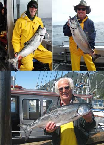 5 22 13 King Salmon and king smiles today