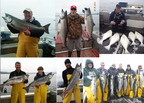 5 25 2012 It was King Salmon slammin out there