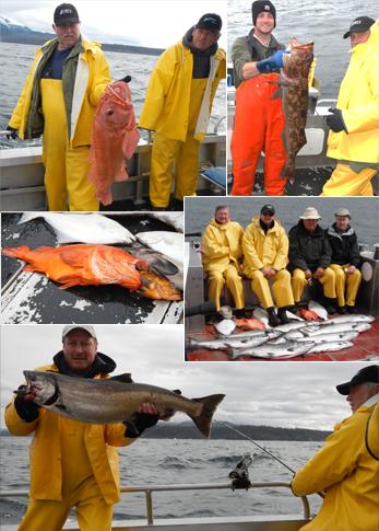 5 29 2012 Rough water but good fishin