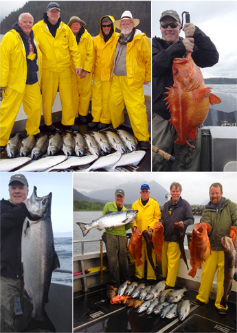 6 13 2014 These fish brought us luck on Friday the 13th