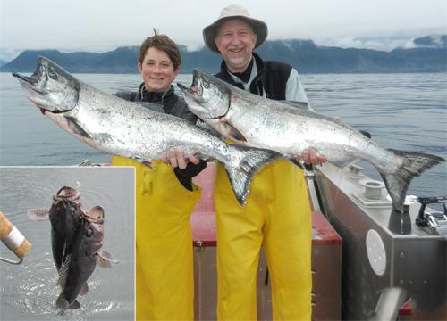6 18 2011 Fishing fun comes in twos
