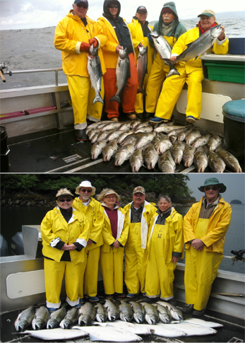 6 18 2014 Tough ocean didnt stop anyone from having successful fishing