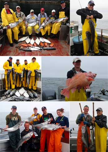 6 19 13 Successful bottom fishing for butter fish today