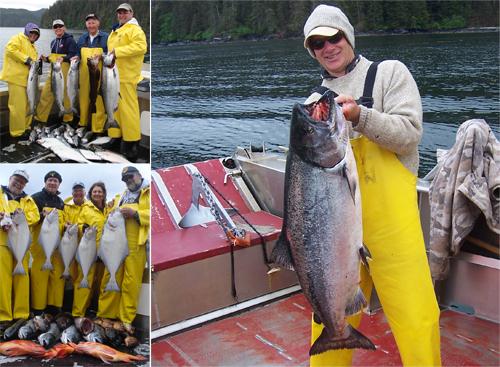 6 20 2011 A trophy 46 pound King Salmon