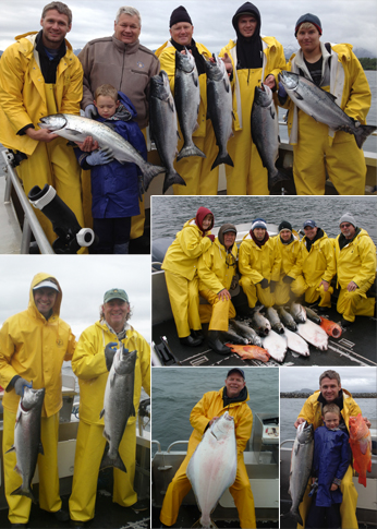 6 25 2012 Back to the cloudy weather but the fishing is still great