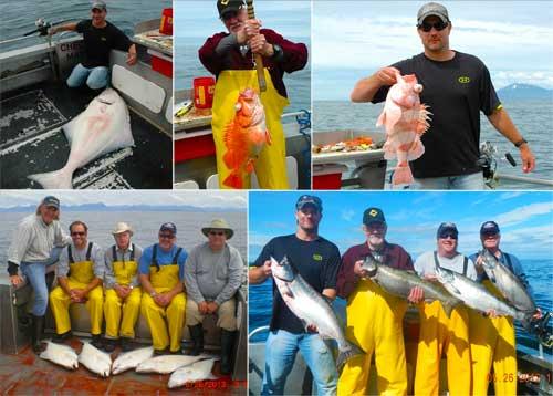 6 26 13 Plenty of different fish to go around