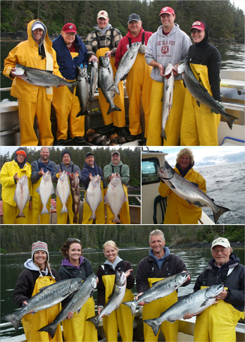 6 29 2011 Many smiling faces tell a fun fishing story
