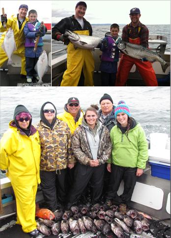 7 14 2012 Fun family fishing