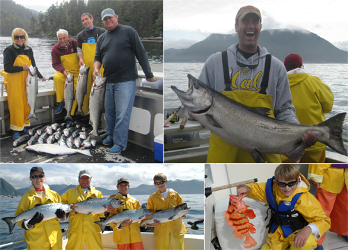 7 15 2011 42 pounds of King Salmon rock these fishing lines