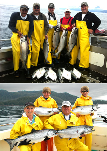 7 16 2011 King Salmon bash