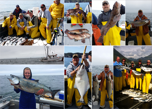 7 22 2014 Excellent fishing makes an exciting day