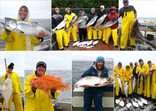 7 8 13 Bumpy ocean still delivers fish and fun