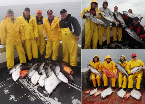 7 9 2012 We're all misty about our catch