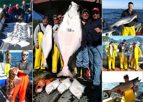8 11 13 Sams 188lb Halibut tops the day