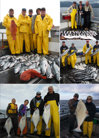 8 16 2014 We had to release the biggest halibut