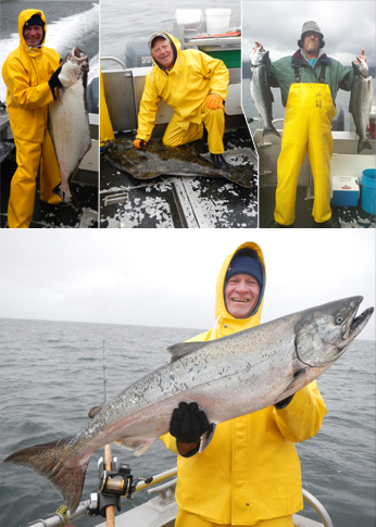 8 28 2012 Nice king salmon is a super bonus today