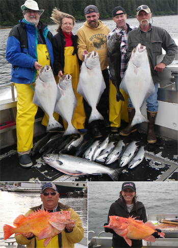 8 30 2011 Fishing in Sitka is always a good time