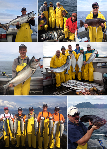 8 7 2014 These groups were made for fishing and thats just what they do