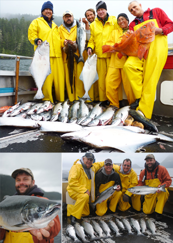 9 3 2012 A 26 pound yelloweye highlights a great day of fishing