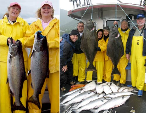 07 19 2009 Tough ocean didnt stop anyone from having fun fishing