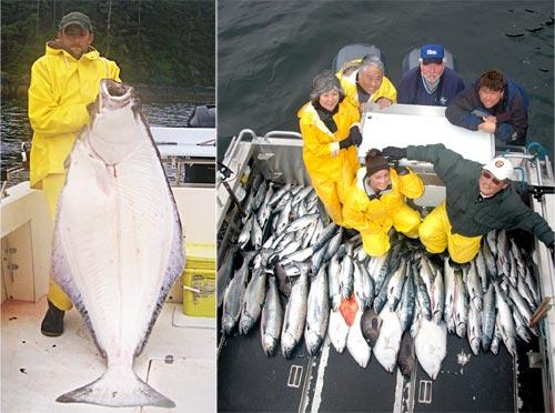 07 20 2009 A BIG catch 141 lbs