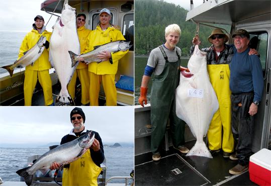 08 07 2009 Fishing visiting eating fishing
