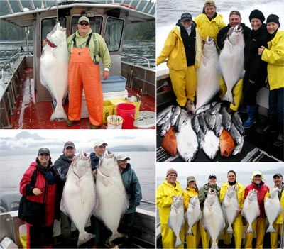 08 20 2009 It was halibut heaven today