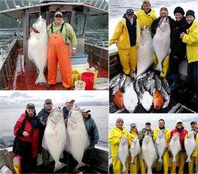 08 20 2009 It was halibut heaven today