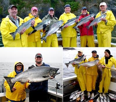 08 22 2009 A wonderful salmon day