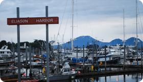 Eliason Harbor, Sitka, Alaska