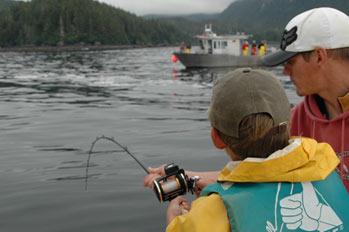 Fishing Assistance, Sitka, AK