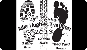 29th Annual Julie Hughes Triathlon